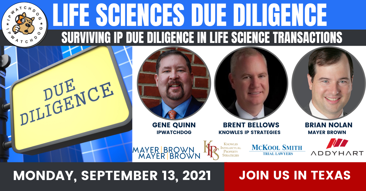 Due Diligence Life Sciences