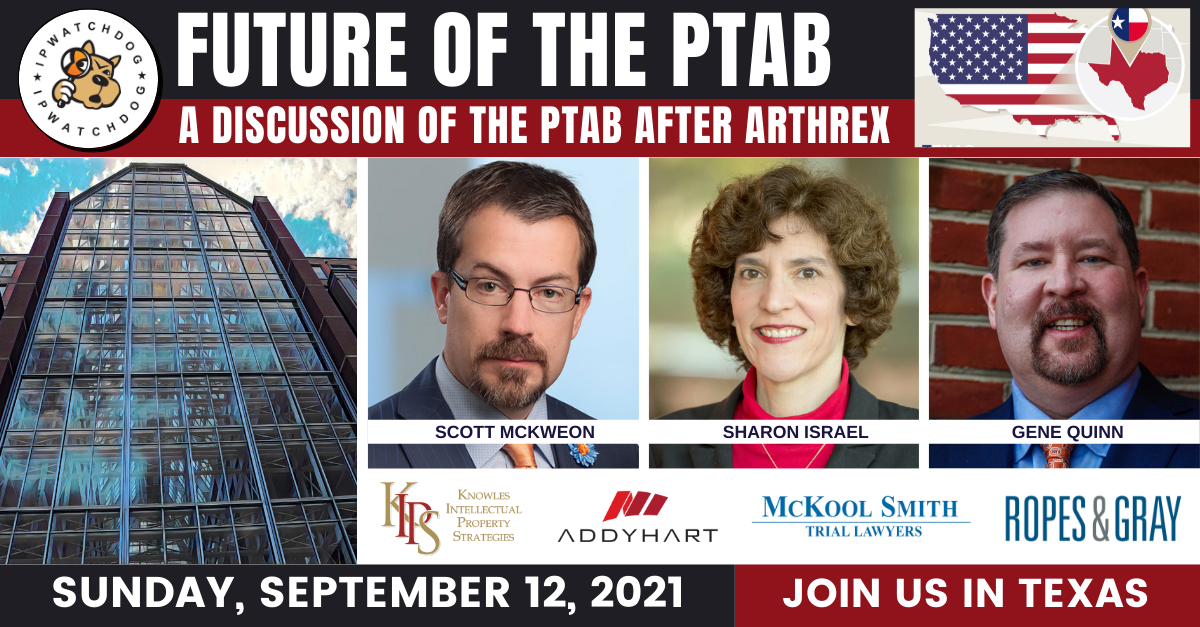 The Future of the PTAB