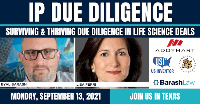 Due Diligence for Life Science Deals
