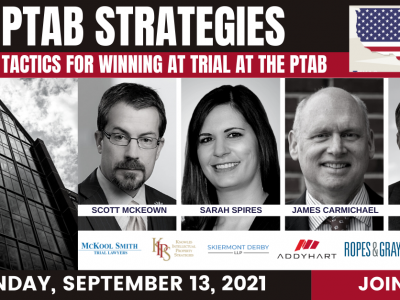 Strategies for Winning at the PTAB