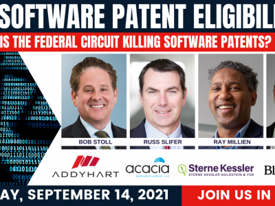 Is the Federal Circuit Killing Software?